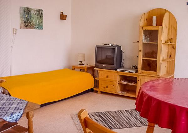 Seegiebel Wohnzimmer II